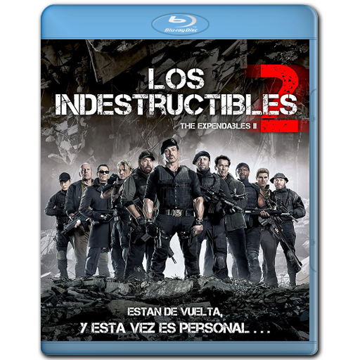 Los Indestructibles 2 BRRip Los Indestructibles 2 [BRRip][Latino][Accion][2012][1 Link]