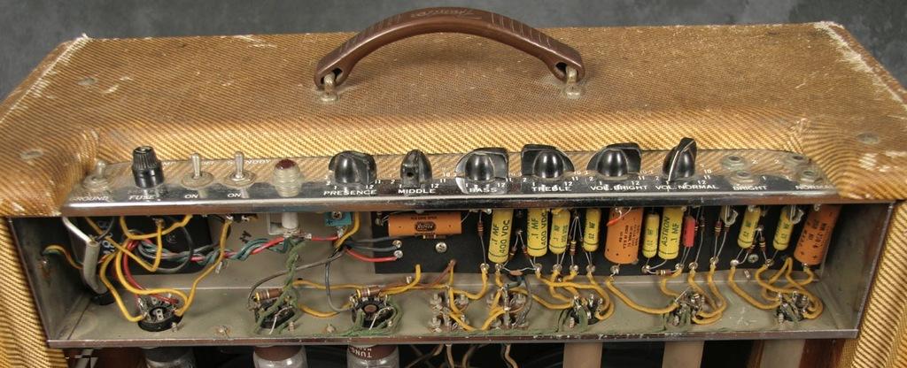 Amp Circuit Board