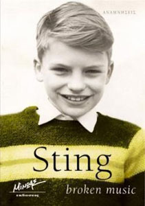 Sting - Broken Music