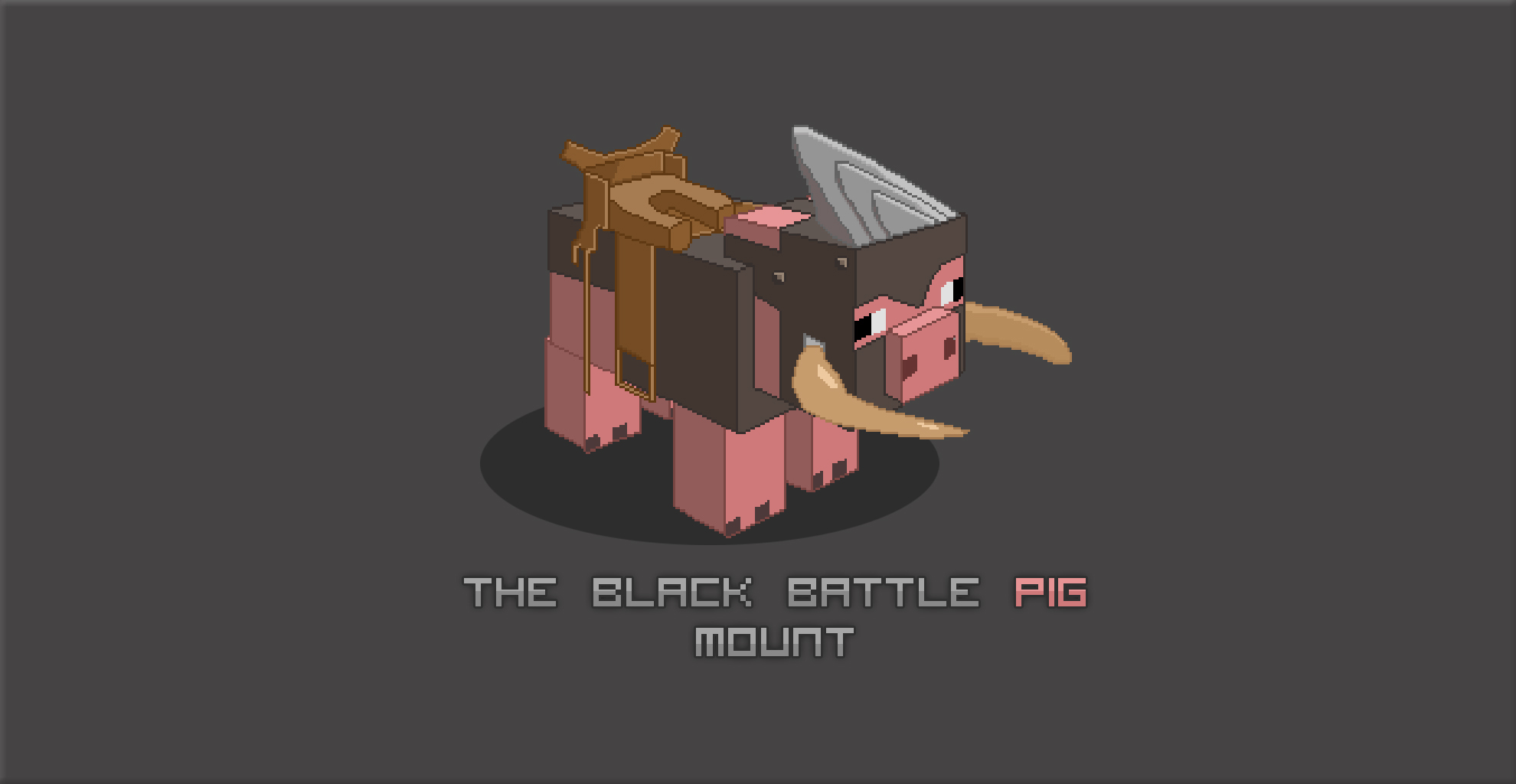 minecraft how to get pigs