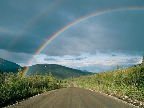 Duga - Page 3 Triple-quadruple-rainbows-spotted-file-double-road
