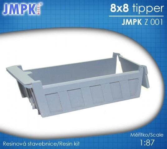 Neuheiten von JMPK Z001-8x8-tipper-1