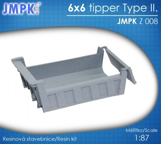 Neuheiten von JMPK Z008-6x6-tipper-type-ii--1