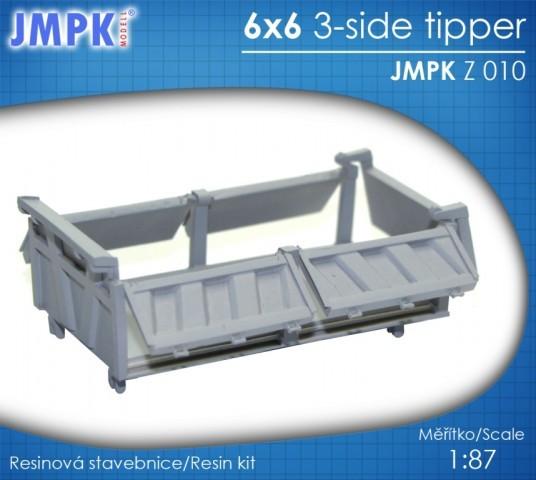 Neuheiten von JMPK Z010-6x6-3-side-tipper-1