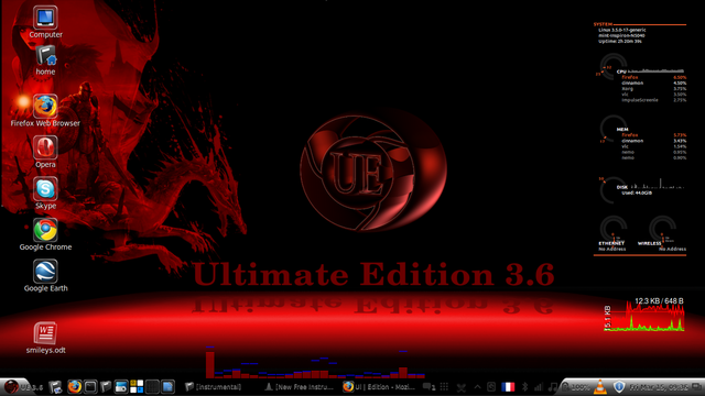 View topic - Fancy Cinnamon theme for Ultimate Edition 3 6
