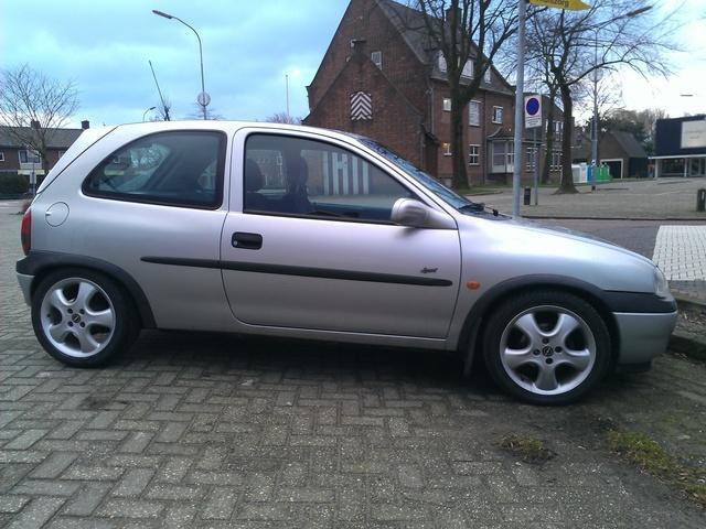 Past 65j Et35 15inch Onder Een Verlaagde Corsa B Opel Forum