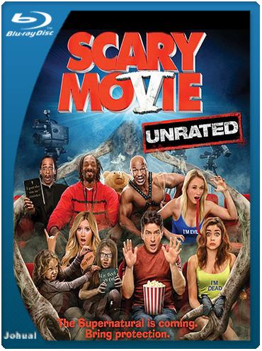 Peliculas Full Scary Movie 5 Dvd Rip Espanol Latino Unrated
