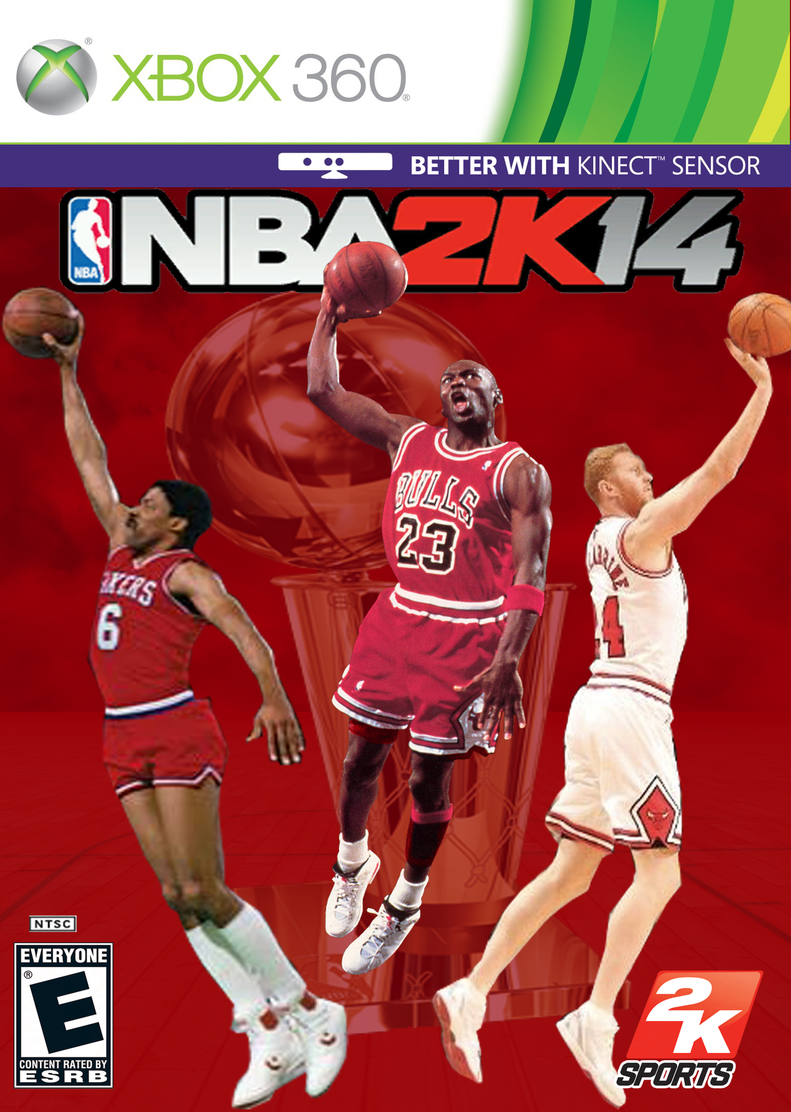 NBA 2K14 Covers - Page 31 - Operation Sports Forums