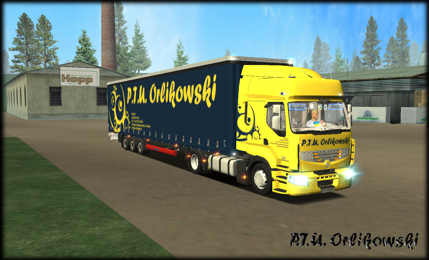 Автор welMAXer читали (1307) Категория 18 Wheels Of Steel 18