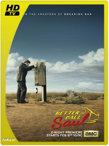 Better Call Saul 1×05 HDTV+720p Español Latino