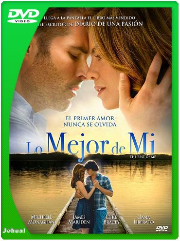 Lo Mejor de Mí (2014) DVDRip Español Latino