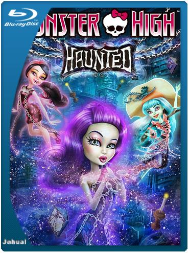 Monster High: Embrujadas (2015) BRRip 720p Español Latino
