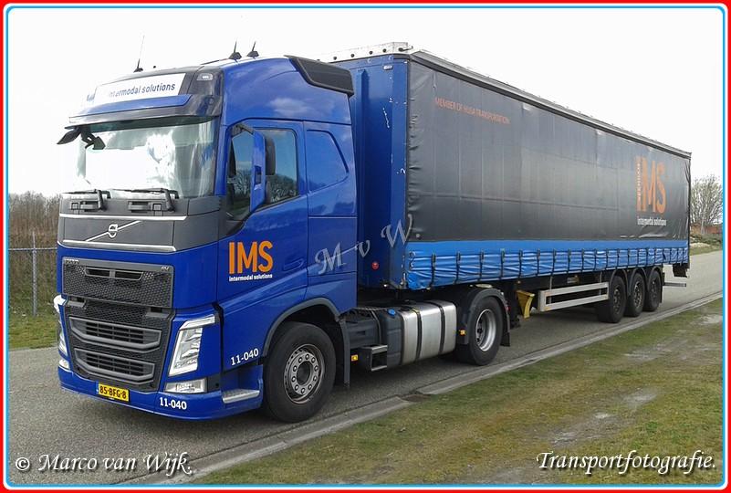 Transportfotos nl • Toon onderwerp - IMS Intermodal
