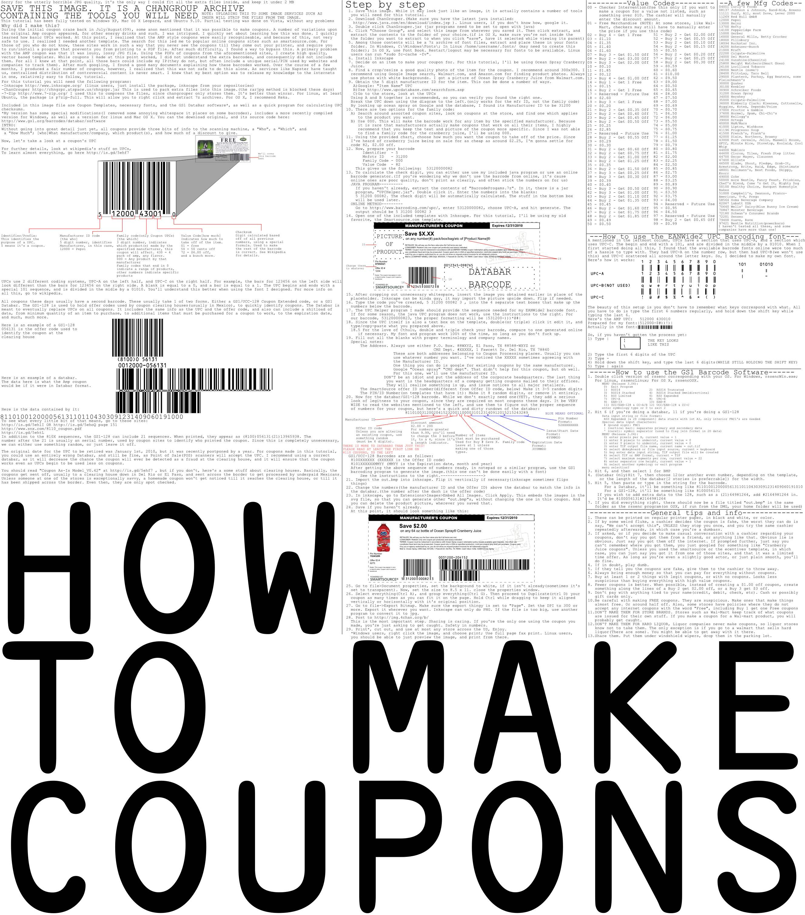 Make your own sex coupons