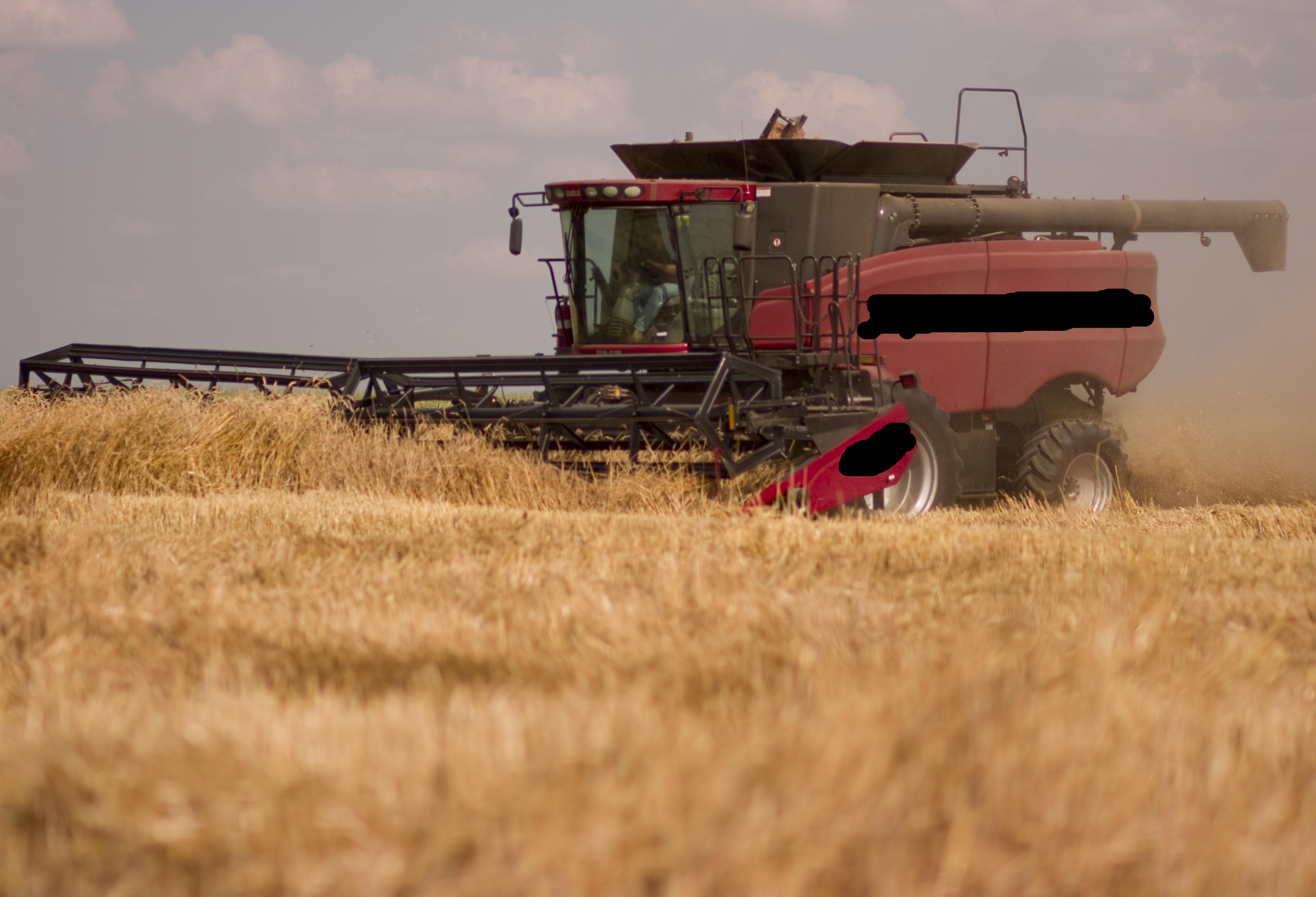 Зерноуборочный транспорт фото 5