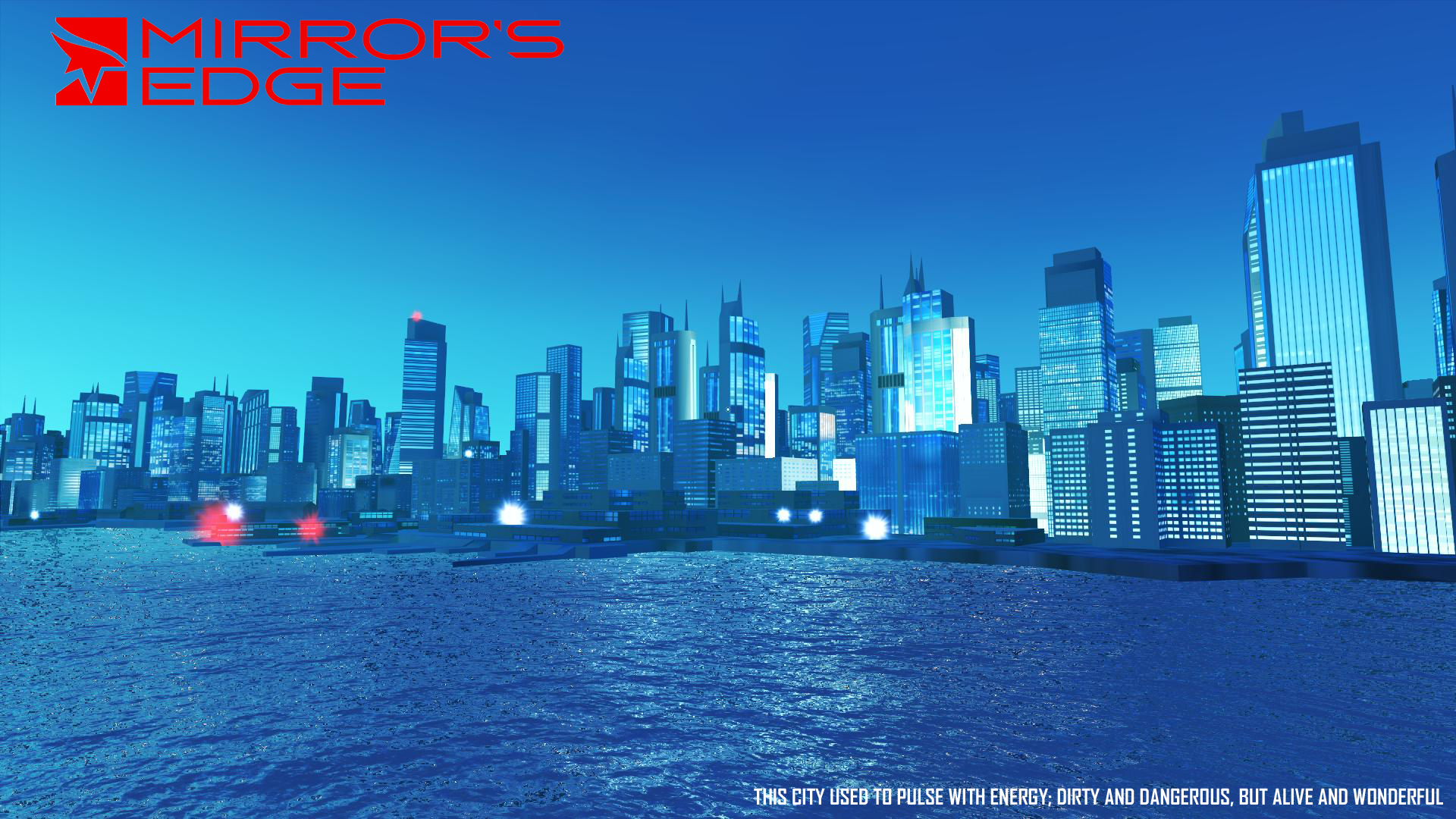 Mirror S Edge Wallpaper 162956
