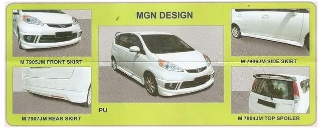 Perodua ALZA bodykits  - Page 3 4181163