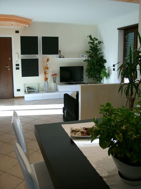 Cucina Soggiorno Con Arco ~ Ispirazione Interior Design & Idee Mobili