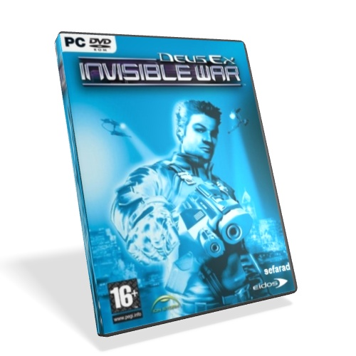 Deus Ex 2: Invisible War [DVD5][Español]