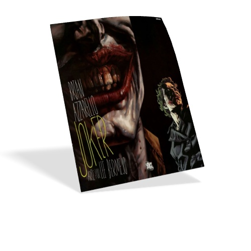 Joker (novela gráfica) - Brian Azzarello