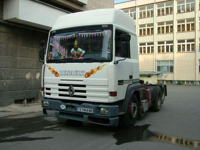 Renault Major R385 5527548