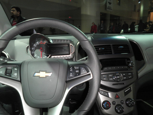 2013 Chevrolet Aveo Sonic First Drive Eu Model