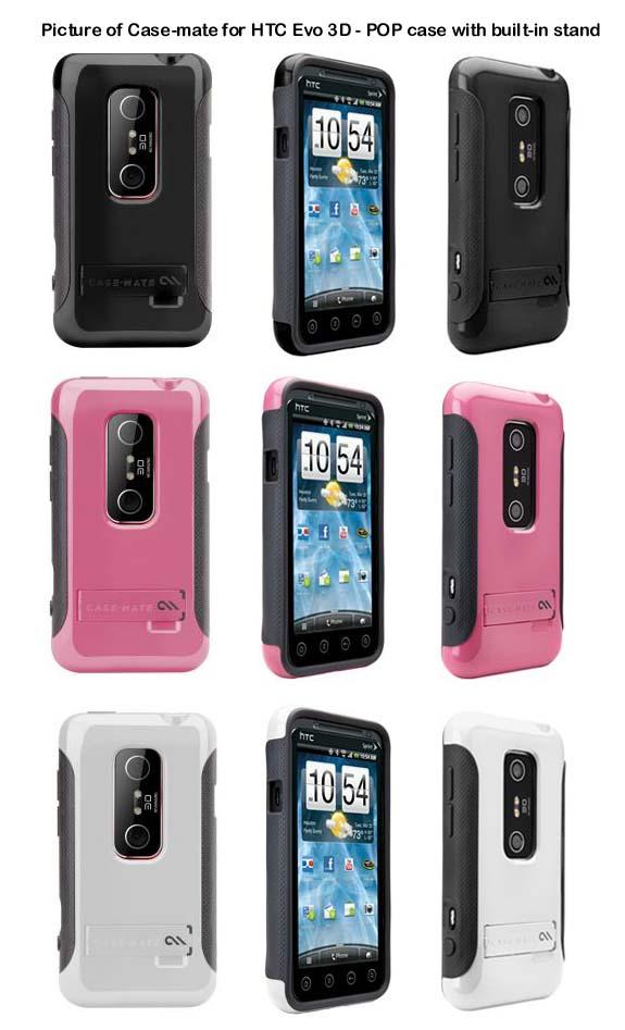 ACCESSORIES FOR HTC EVO 3D