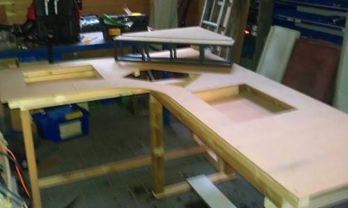 Nieuw studiomeubel bouwen - Meubels studio ...