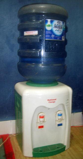 Ane mo jual nih Dispenser + galon aqua