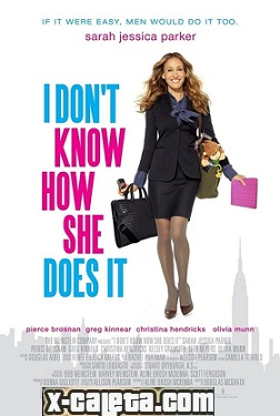 No Se Como Lo Hace (I Don't Know How She Does It) [DVDRip] [Español Latino] [2011]