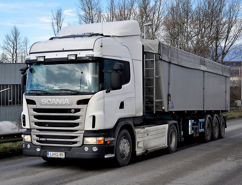 Scania G-Seria-Записване  Scania-g420-aus-slo-am-48925