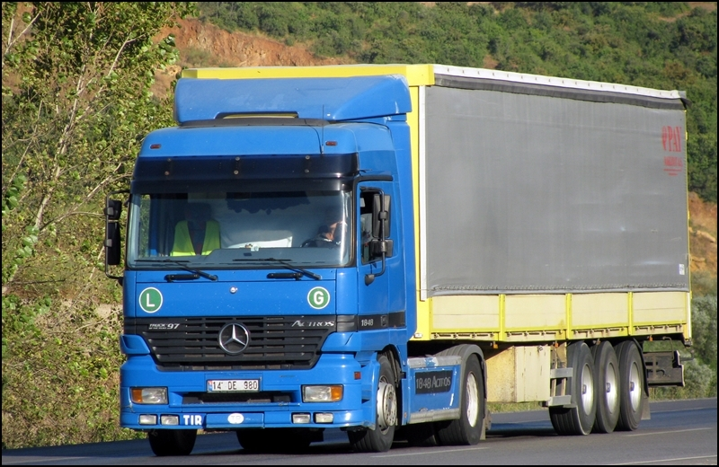 Mercedes Actros MP1 Img3890y