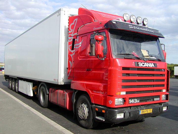 Scania 143 - Записване   SCANIA143h