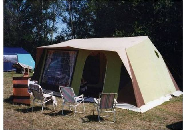 Does anyone know what make this tent is? & need canvas help UKCampsite.co.uk Tent talk. Advice info and ...