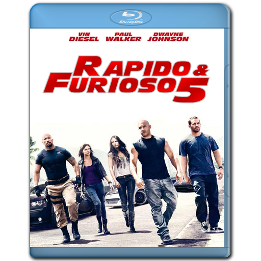 Rapido y furiosos5 2011 BRRip Latino Rapido y Furioso 5 [2011] [BRRip 720p] [ Latino] [1 Link]