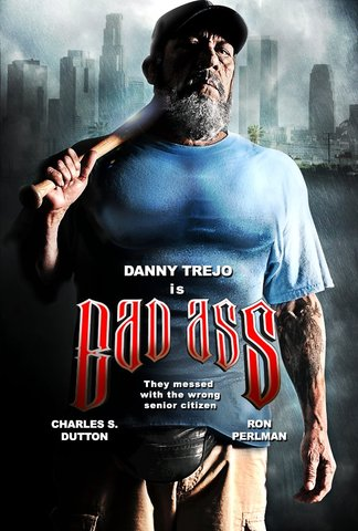 Bad Ass 2012 VODRip XViD sC0rp cover  Bad Ass (2012) DVDRip 350MB